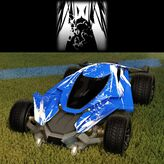 Mantis Uproar decal