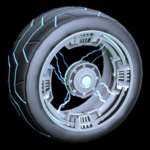 Voltaic wheel icon