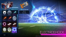 Crate - Overdrive - Electroshock