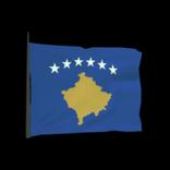 Kosovo antenna icon