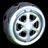 Season 9 - Silver wheel icon