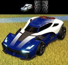 Rocket League Garage >> Breakout Type-S | Rocket League Wiki | FANDOM powered by Wikia
