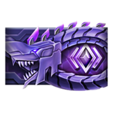 Season 5 - Champion (Dragon) player banner icon