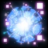 Striker legend goal explosion icon
