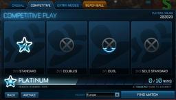 Competitive-Playlist
