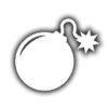 Demolition points icon