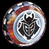 Usurper Holographic G2 Esports wheel icon