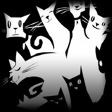9 Lives decal icon