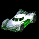 Centio V17 body icon forest green