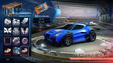 Crate - Champion 1 - Takumi RX-T