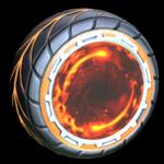 Pyrrhos wheel icon