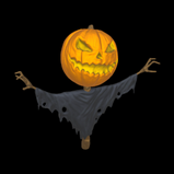 Scarecrow Jack topper icon