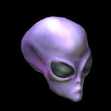 Alien antenna icon