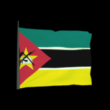 Mozambique antenna icon