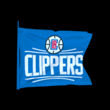 Los Angeles Clippers antenna icon