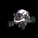 Scarab body icon pink