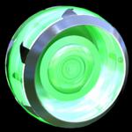 Irradiator wheel icon