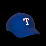 Texas Rangers topper icon