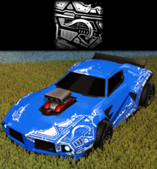 Unmasked decal default rare