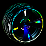 Blade Wave Inverted wheel icon