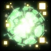 Striker goal explosion icon