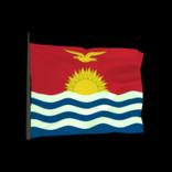Kiribati antenna icon
