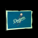 Los Angeles Dodgers antenna icon