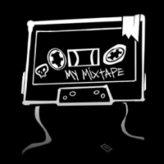 Mixtape decal icon
