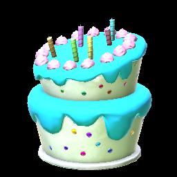 Cool Birthday Cake Rocket League Wiki Fandom Personalised Birthday Cards Sponlily Jamesorg