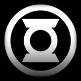 Green Lantern decal icon