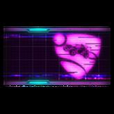 Neon Runner player banner icon