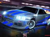 '99 Nissan Skyline GT-R R34