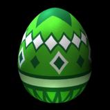Argyled Egg antenna icon