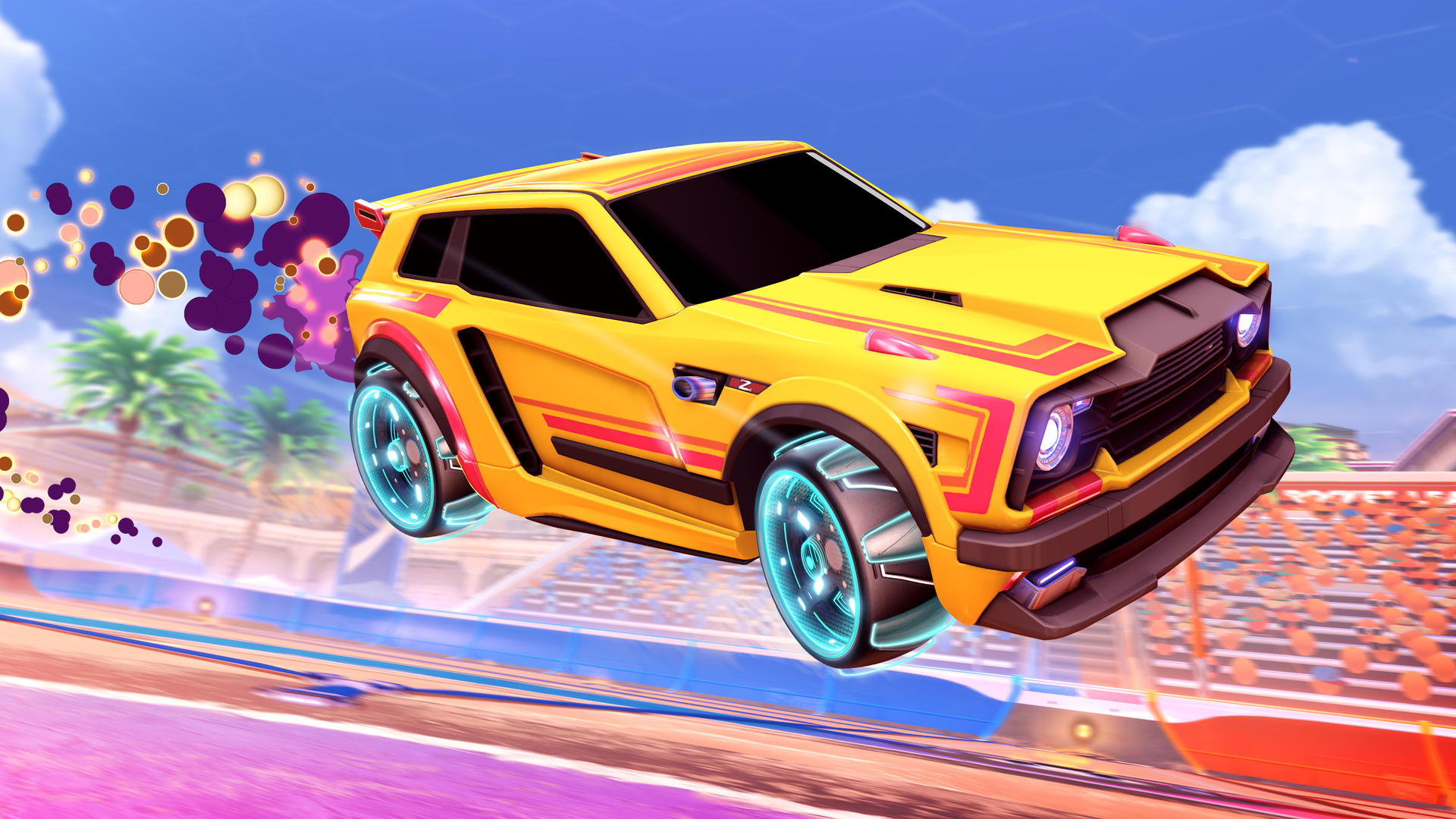 Top 5 Rocket league Cars