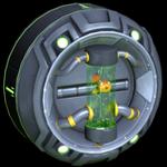 Tube Tank wheel icon
