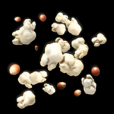 Popcorn rocket boost icon