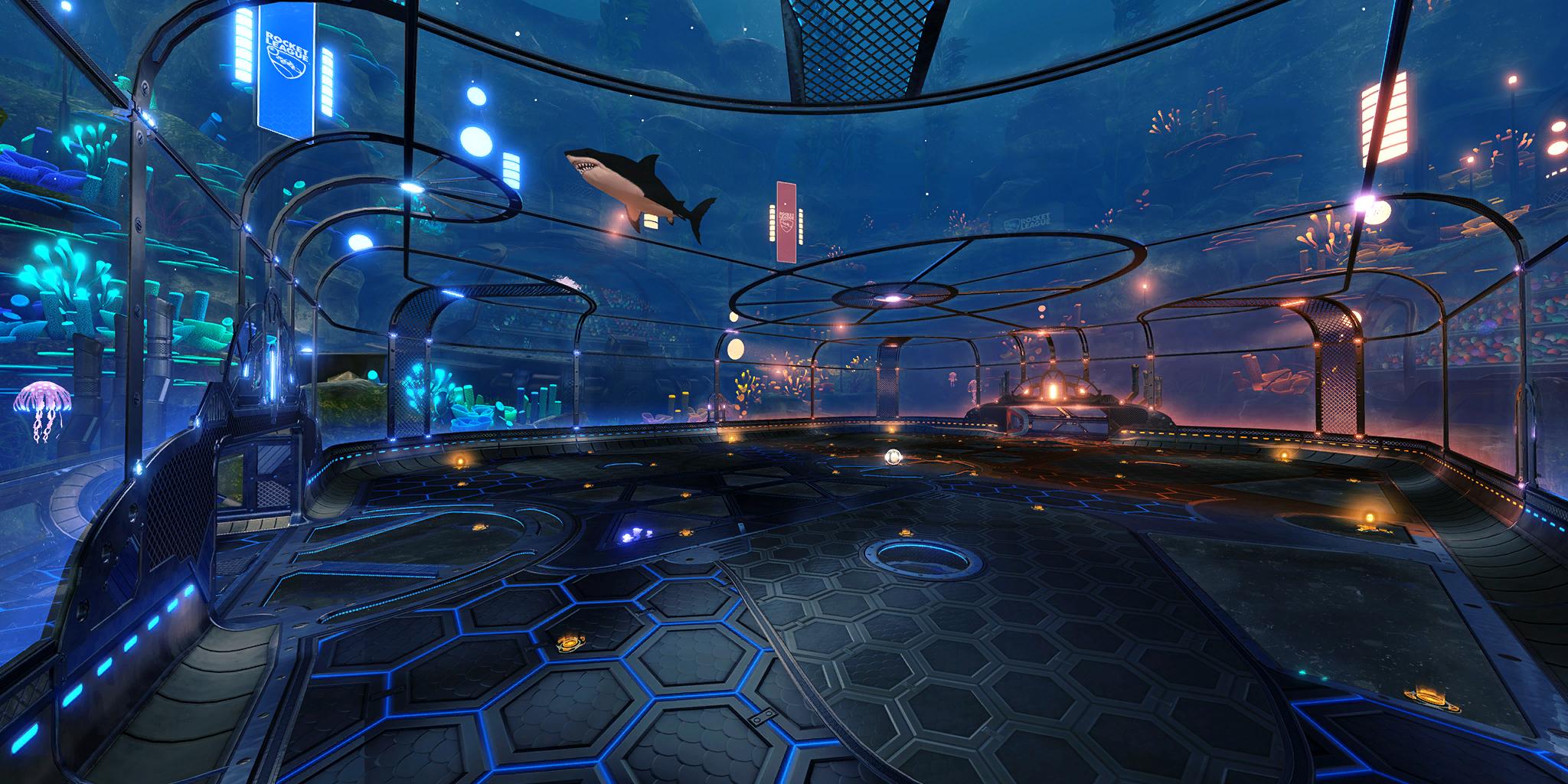 Rocket League Garage >> Arena | Rocket League Wiki | FANDOM powered by Wikia