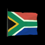 South Africa antenna icon