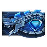 Season 5 - Diamond (Dragon) player banner icon