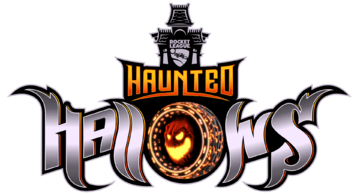 Haunted Hallows 2018 logo