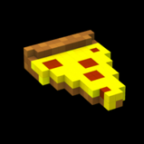 Pizza Pixel topper icon