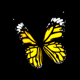 Butterfly topper icon