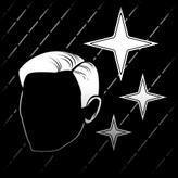 Clean Cut decal icon