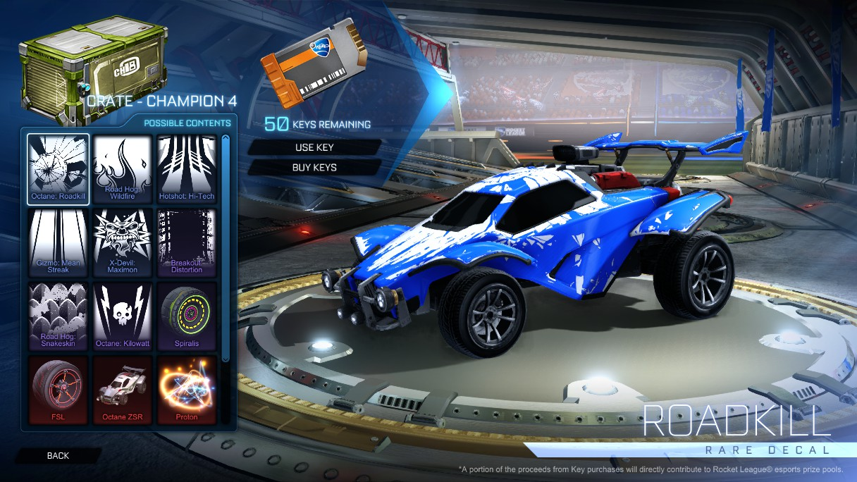 What Is A Crate Engine Wiki >> Image - Crate - Champion 4 - Octane Roadkill.jpg | Rocket League Wiki | FANDOM powered by Wikia