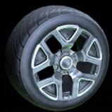 Tomahawk wheel icon
