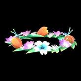 Hawaiian Lei topper icon