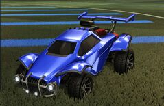 Anodized paint finish preview