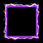 Jolted avatar border icon