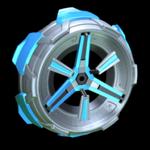 Metalwork wheel icon