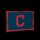 Cleveland Indians antenna icon